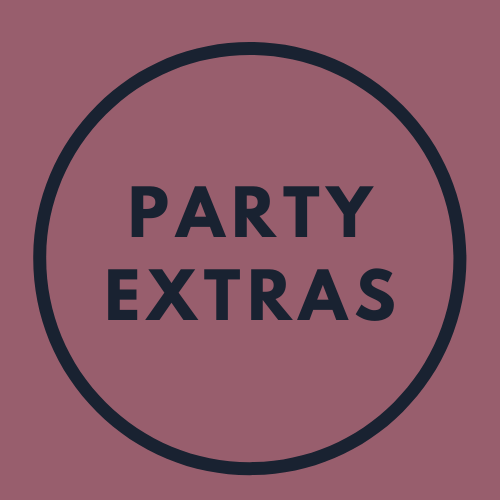 PARTY EXTRAS (3)