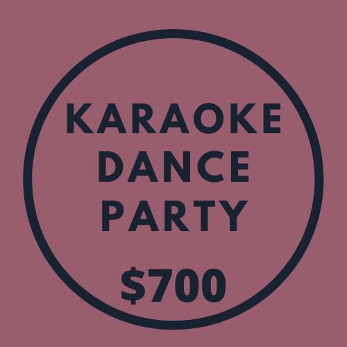 karaoke dance